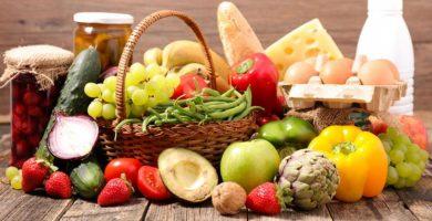 Oración a los Alimentos