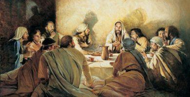 Oración Para Jueves Santo