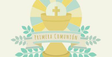 Oración Para Primera Comunión