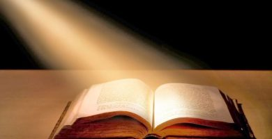 Oraciónparaantes de leer la biblia
