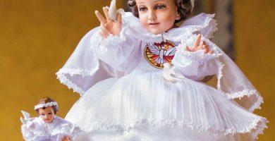 Oración para arrullar al Niño Dios