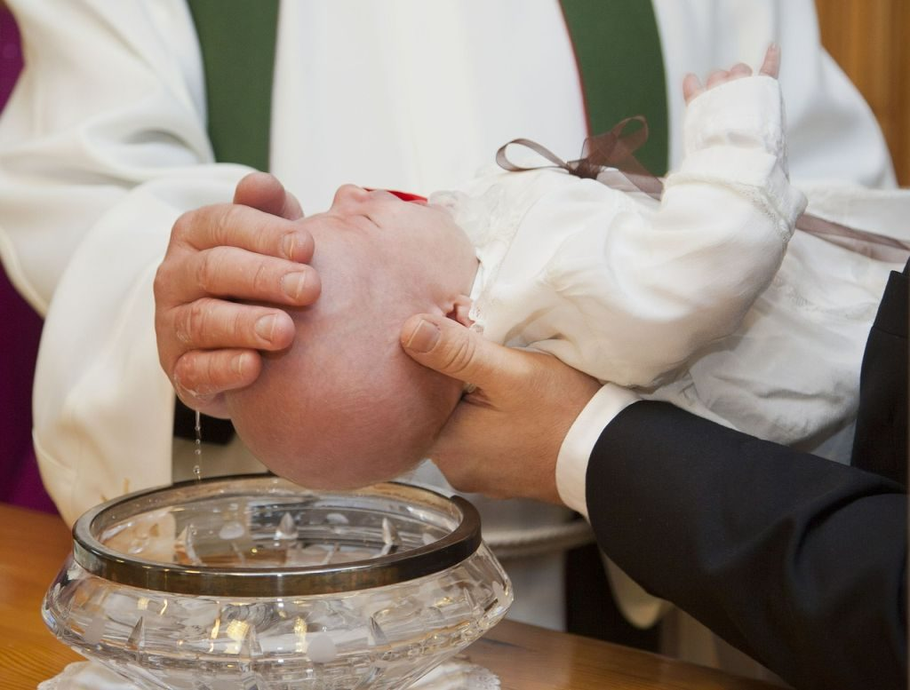 Oración para bautizo