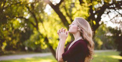 Oración para comulgar espiritualmente