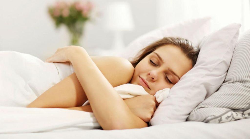 Oración para conciliar el sueño