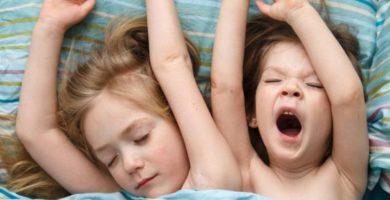 Oración para dormir bien