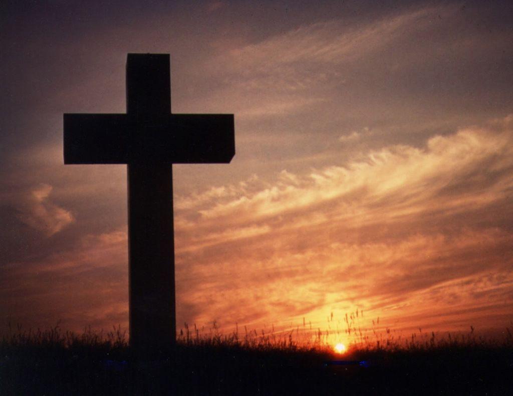 Oración para levantar la cruz