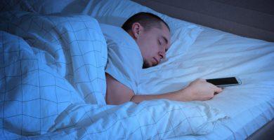 Oración para no dejarlo dormir