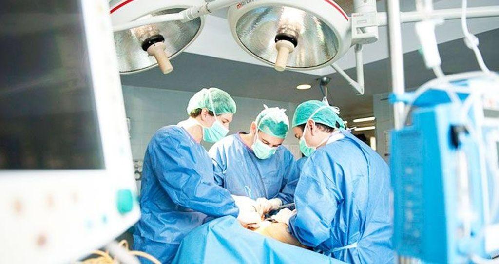 Oración para operación