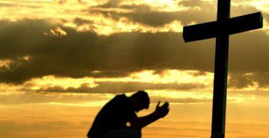 Oración para pedir perdón a Dios