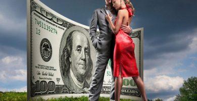Oración para sacarle dinero a un hombre