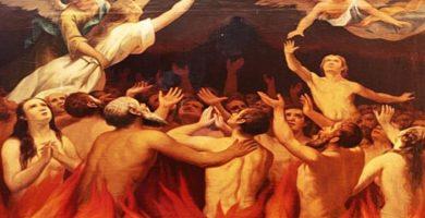 Oración para salvar 1000 almas del purgatorio
