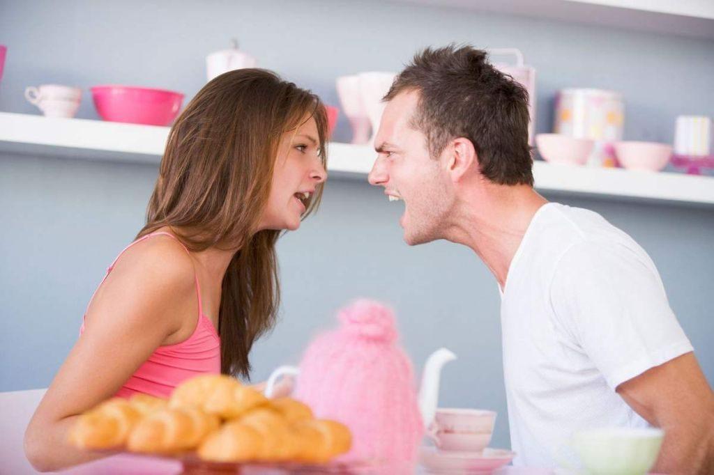 Oración para separar un matrimonio