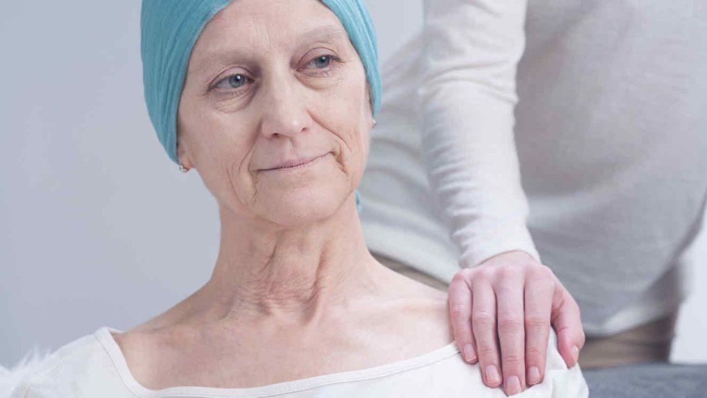 Oración para un enfermo de cáncer