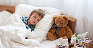 Oración para un hijo enfermo