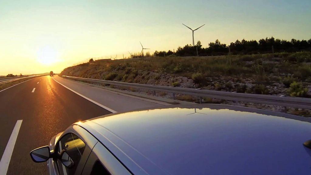 Oración para un viaje en carretera
